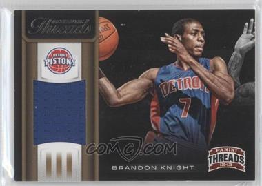 2012-13 Panini Threads Authentic Threads #71 - Brandon Knight