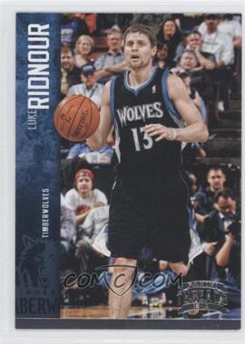 2012-13 Panini Threads Century Proof Silver #90 - Luke Ridnour /99