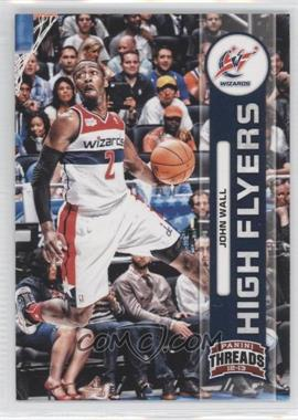 2012-13 Panini Threads High Flyers #18 - John Wall