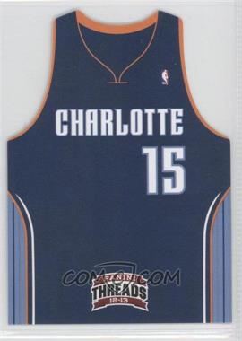 2012-13 Panini Threads Rookie Team Threads Die-Cut #1 - Kemba Walker