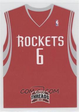 2012-13 Panini Threads Rookie Team Threads Die-Cut #18 - Terrence Jones