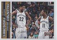 Mike Conley, Rudy Gay