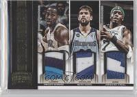 Dwight Howard, Jermaine O'Neal, Marc Gasol /25