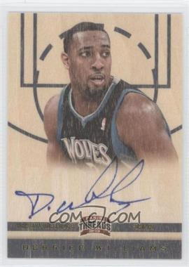 2012-13 Panini Threads #152 - Rookies - Derrick Williams
