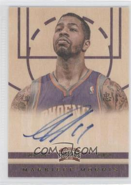 2012-13 Panini Threads #161 - Markieff Morris