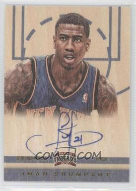 2012-13 Panini Threads #165 - Rookies - Iman Shumpert