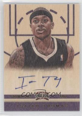 2012-13 Panini Threads #197 - Rookies - Isaiah Thomas