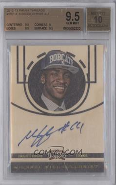 2012-13 Panini Threads #202 - Rookies - Michael Kidd-Gilchrist [BGS 9.5]