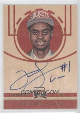 2012-13 Panini Threads #212 - Jeremy Lamb