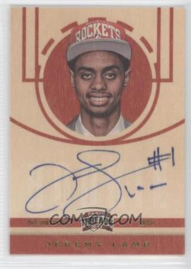 2012-13 Panini Threads #212 - Rookies - Jeremy Lamb