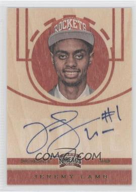 2012-13 Panini Threads #212 - Rookies - Jeremy Lamb