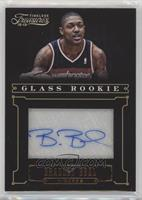 Glass Rookie Autographs - Bradley Beal /499