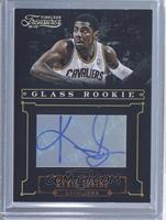 Glass Rookie Autographs - Kyrie Irving #379/399