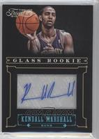 Glass Rookie Autographs - Kendall Marshall /1