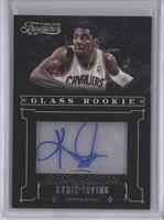 Glass Rookie Autographs - Kyrie Irving /25