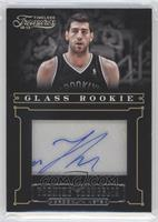 Glass Rookie Autographs - Tornike Shengelia /25