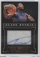 Glass Rookie Autographs - Andre Drummond /499