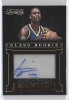 Glass Rookie Autographs - Harrison Barnes /499