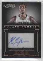 Glass Rookie Autographs - Kris Joseph /499