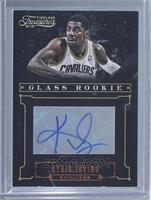 Glass Rookie Autographs - Kyrie Irving /399
