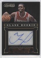 Glass Rookie Autographs - Terrence Jones /476