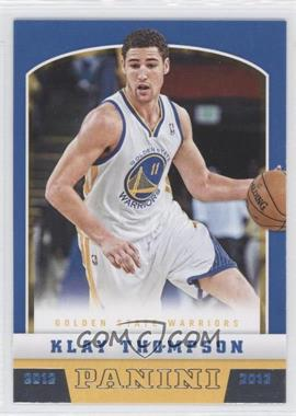 2012-13 Panini #207 - Klay Thompson