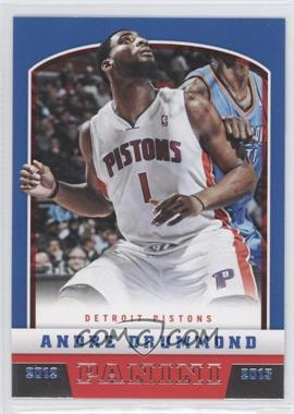 2012-13 Panini #211 - Andre Drummond