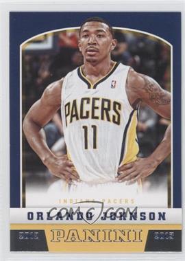 2012-13 Panini #288 - Orlando Johnson