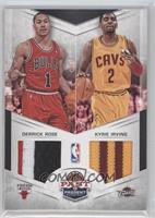 Derrick Rose, Kyrie Irving /25