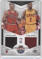 Derrick Rose, Kyrie Irving /99