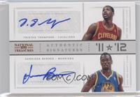 Harrison Barnes, Tristan Thompson /99