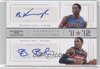 Bradley Beal, Brandon Knight /49
