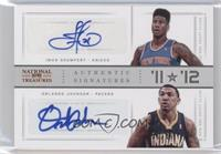 Iman Shumpert, Orlando Johnson /49