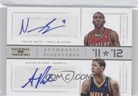 Austin Rivers, Nolan Smith /25