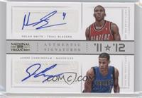 Jared Cunningham, Nolan Smith /25