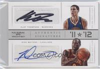 Dion Waiters, Klay Thompson /25