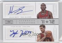 Nolan Smith, Tyler Zeller /49