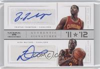 Dion Waiters, Tristan Thompson /49