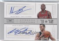 Miles Plumlee, Nolan Smith /49