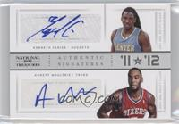 Arnett Moultrie, Kenneth Faried /25