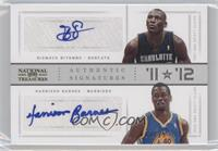 Bismack Biyombo, Harrison Barnes /25
