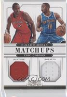 DeMar DeRozan, Eric Gordon /99