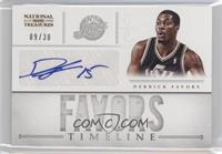 Derrick Favors /30