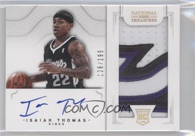 2012-13 Playoff National Treasures #132 - Isaiah Thomas /199