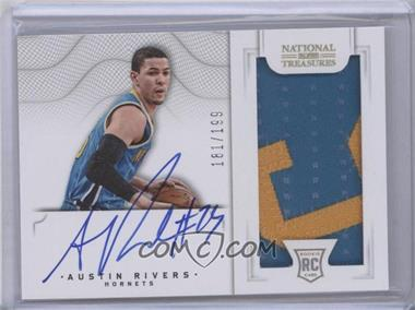 2012-13 Playoff National Treasures #160 - Austin Rivers /199
