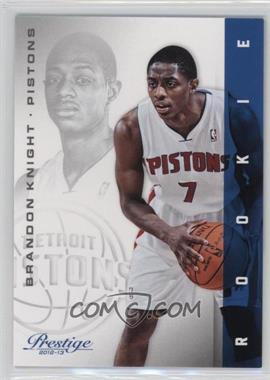 2012-13 Prestige - [Base] #153 - Brandon Knight