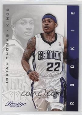 2012-13 Prestige - [Base] #157 - Isaiah Thomas
