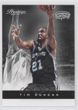 2012-13 Prestige - [Base] #40 - Tim Duncan
