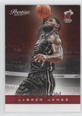 2012-13 Prestige - [Base] #79 - Lebron James