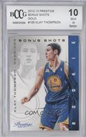 Klay Thompson /249 [ENCASED]